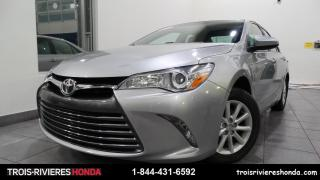 Used 2015 Toyota Camry LE + BAS KILO + BLUETOOTH + CAMERA ! for sale in Trois-Rivières, QC