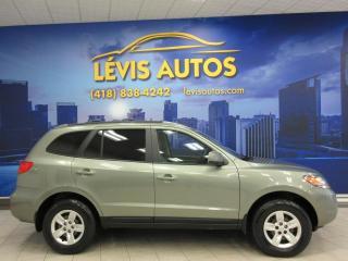 Used 2009 Hyundai Santa Fe GL V6 185100KM JAMAIS ACCIDENTE TOUT EQU for sale in Lévis, QC