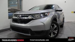 Used 2019 Honda CR-V LX + AWD + BLUETOOTH + CAMERA + MAGS ! for sale in Trois-Rivières, QC