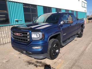 Used 2017 GMC Sierra 1500 4 RM, Cabine multiplaces 143,5 po, SLE for sale in Ste-Brigitte-de-Laval, QC