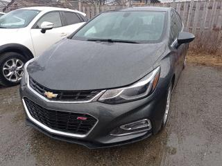Used 2017 Chevrolet Cruze UNKNOWN for sale in La Sarre, QC