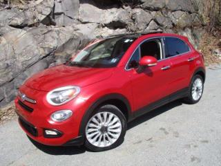 Used 2016 Fiat 500 X Lounge for sale in Halifax, NS