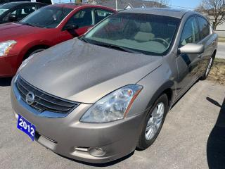 Used 2012 Nissan Altima 2.5 for sale in Peterborough, ON