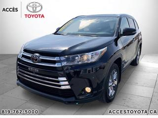 Used 2018 Toyota Highlander AWD limited for sale in Rouyn-Noranda, QC