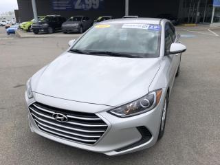Used 2018 Hyundai Elantra LE Auto,A/C,BLUETOOTH,BANC CHAUFFANTS for sale in Mirabel, QC