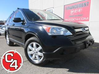 Used 2009 Honda CR-V EX-L AWD Cuir Toit Mags for sale in St-Jérôme, QC