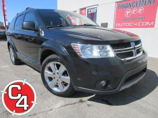 Used 2012 Dodge Journey CREW MAGS TOIT V6 BLUETOOTH for sale in St-Jérôme, QC
