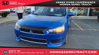 Used 2012 Mitsubishi Lancer SE AWD for sale in Sorel-Tracy, QC