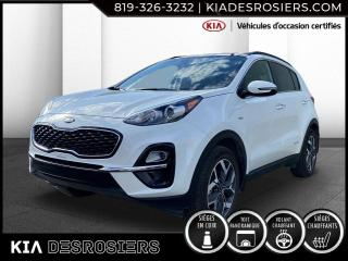 Used 2020 Kia Sportage EX*TOIT OUVRANT PANO*SIÈGES&VOLANT CHAUF for sale in Val-David, QC
