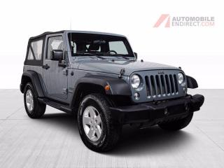 Used 2015 Jeep Wrangler SPORT MAGS for sale in Île-Perrot, QC