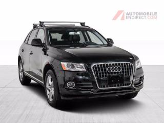 Used 2017 Audi Q5 KOMFORT QUATTRO CUIR TOIT PANO MAGS for sale in Île-Perrot, QC
