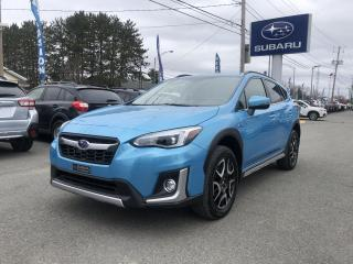Used 2020 Subaru XV Crosstrek Plug-in Hybrid Limited CVT for sale in Victoriaville, QC