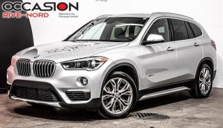 Used 2016 BMW X1 AWD 4dr xDrive28i for sale in Boisbriand, QC