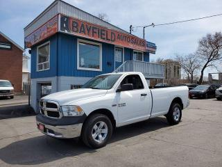 Used 2017 RAM 1500 SXT Regular Cab 4x4 **5.7L HEMI/Power Group** for sale in Barrie, ON