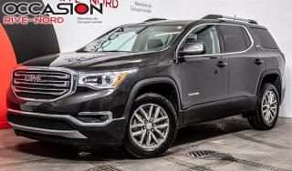 Used 2017 GMC Acadia SLE-2 MAGS+SIEGES.CHAUFFANTS+BLUETOOTH for sale in Boisbriand, QC
