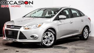 Used 2012 Ford Focus SEL Automatique 8 roues for sale in Boisbriand, QC