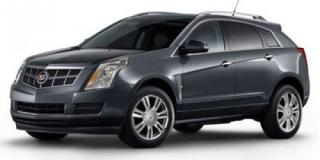 Used 2010 Cadillac SRX for sale in Barrie, ON