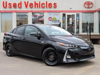 Used 2020 Toyota Prius Prime LIMITED STOCK 1 -OWNER LOW-KM for sale in North York, ON