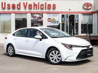 Used 2020 Toyota Corolla LE | BACK-UP CAMERA | HEATED SEATS | SINGLE OWNER for sale in North York, ON