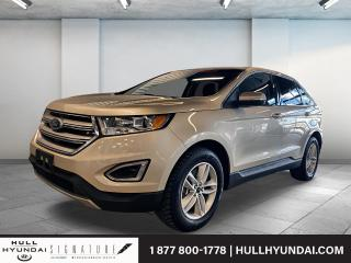 Used 2017 Ford Edge 4DR Sel AWD for sale in Gatineau, QC