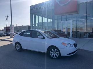 Used 2009 Hyundai Elantra GL for sale in Yarmouth, NS