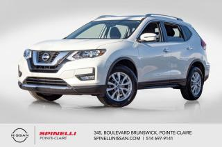 Used 2017 Nissan Rogue SV AWD TOIT PANORAMIQUE / BLUETOOTH / CAMERA DE RECUL / CLEF INTELLIGENTE for sale in Montréal, QC