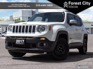 Used 2017 Jeep Renegade Limited for sale in London, ON