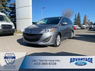 Used 2016 Mazda MAZDA5 GT SUNROOF - LEATHER INTERIOR for sale in Calgary, AB