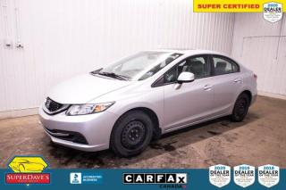 Used 2013 Honda Civic LX for sale in Dartmouth, NS