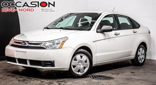 Used 2010 Ford Focus SE BAS KM. Garantie 1 AN for sale in Boisbriand, QC