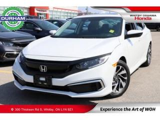 Used 2019 Honda Civic EX | CVT | Power Moonroof for sale in Whitby, ON