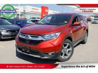 Used 2019 Honda CR-V EX AWD for sale in Whitby, ON
