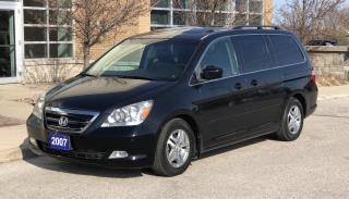 Used 2007 Honda Odyssey Touring TOURING for sale in Brampton, ON