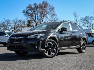 Used 2021 Subaru XV Crosstrek Limited with Eyesight Sunroof CVT Automatic for sale in Ottawa, ON