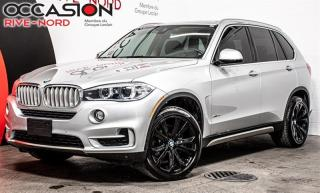 Used 2016 BMW X5 xDrive35i NAVI+CUIR+TOIT.OUVRANT for sale in Boisbriand, QC
