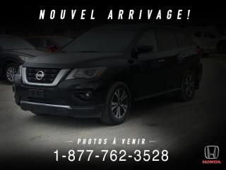 Used 2017 Nissan Pathfinder SV + AWD + A/C + CAMERA + CRUISE + WOW! for sale in St-Basile-le-Grand, QC