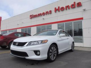 Used 2015 Honda Accord COUPE EX for sale in Gander, NL
