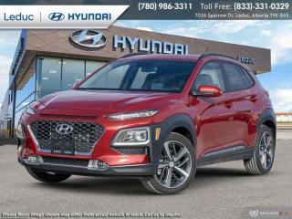 New 2021 Hyundai KONA Trend for sale in Leduc, AB