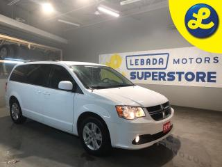 Used 2019 Dodge Grand Caravan Crew Plus * Navigation * Heated Leather Seats * Over Head DVD Player W/ HDMI & AV Inputs * Dual Climate Control * Cruise Control * Steering Wheel Cont for sale in Cambridge, ON