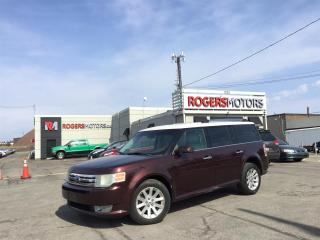 Used 2009 Ford Flex SEL AWD - 6 PASS - LEATHER for sale in Oakville, ON