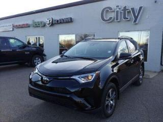Used 2018 Toyota RAV4 LE for sale in Medicine Hat, AB