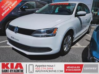 Used 2014 Volkswagen Jetta Trendline+ ** SIÈGES CHAUFFANTS + A/C for sale in St-Hyacinthe, QC
