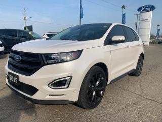 Used 2015 Ford Edge SPORT for sale in Tillsonburg, ON