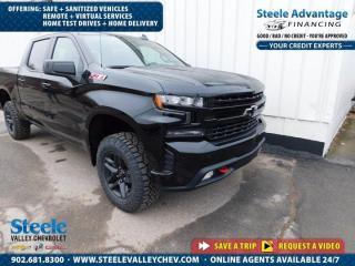 New 2021 Chevrolet Silverado 1500 LT Trail Boss for sale in Kentville, NS