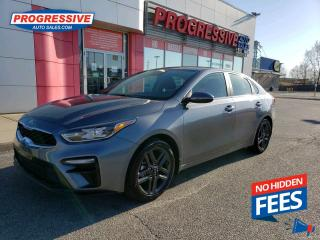 Used 2021 Kia Forte EX SUNROOF/HEATED SEATS/WIRELESS CHARGING PAD/HEATED WHEEL for sale in Sarnia, ON