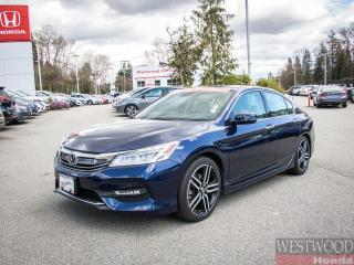 Used 2017 Honda Accord Sedan Touring V6 for sale in Port Moody, BC