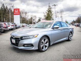 Used 2018 Honda Accord Sedan TOURING 1.5 for sale in Port Moody, BC