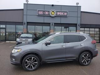 Used 2019 Nissan Rogue AWD SL for sale in Thunder Bay, ON