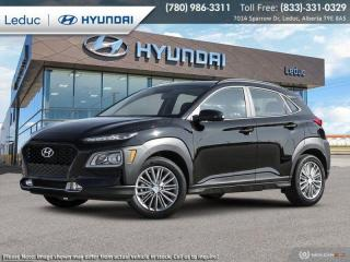 New 2021 Hyundai KONA Preferred for sale in Leduc, AB