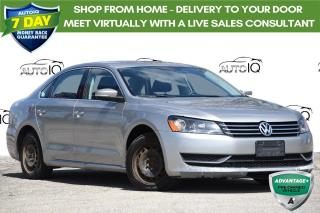 Used 2014 Volkswagen Passat 2.5L Comfortline COMFORTLINE | AUTO | LEATHER | SUNROOF | for sale in Kitchener, ON